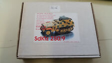 SdKfz/ 250/9 Wespe Resin Models 1:48 Wes 48015