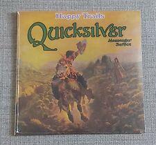 QUICKSILVER MESSENGER SERVICE-HAPPY TRAILS-BRAND NEW 180g RE-ISSUE LP ON COAST