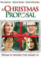 A CHRISTMAS PROPOSAL New Sealed DVD Tom Arnold