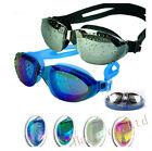 Adult Professional Waterproof Anti-Fog UV Protection Swimming Goggles Glasses