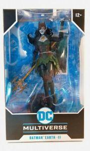 "DC Multiverse Bathman Earth II The Drowned 7"" Action Figure McFarlane Toys"