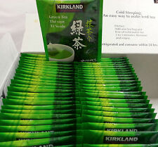 Kirkland Ito En Matcha Blend Green Tea 100% Japanese Tea Leaves 25 Bags
