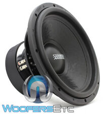 "SUNDOWN AUDIO U-15 D2 15"" SUB 1500W RMS DUAL 2-OHM SUBWOOFER BASS SPEAKER NEW"