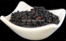 Dried Herbs: ELDER BERRIES Elderberries Elderberry      Sambuccus nigra  250g.