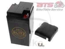 Batterie Moto 0811 Gel Noir 6v-bmw R 50 50/2 50 S 51 51/2 51/3 60 69 S 67/3