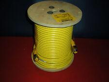 TURCK RSM RKM 461-65M/S3059 MINI FAST CORDSET ID NO. U-46122 CABLE SPOOL