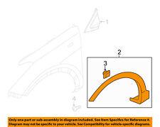 HYUNDAI OEM Santa Fe Front Fender-Wheel Well Flare Arch Molding Left 877114Z000