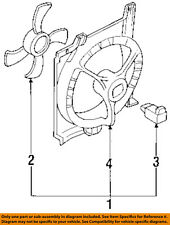 NISSAN OEM 91-94 Sentra 1.6L-L4 Cooling Fan-Radiator Shroud 2148359Y25