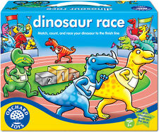 Orchard Toys Dinosaur Race Baby/Toddler/Child Board Game Puzzle Education BNIB