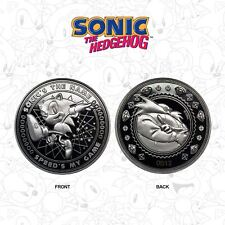Sonic The Hedgehog: Silver Edition Limited Edition Collectible Coin
