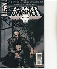 The Punisher-Vol 4 Issue 24-Marvel Comic
