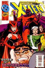 Professor Xavier & the X-Men (1995-1997) #4