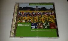 ROUGH GUIDE TO FRANCE CD