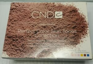 CND Perfect Color Skin Tones Collection Pack of 6 ( .8oz 22g)