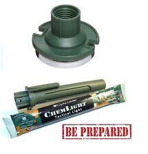 Light Stick Combat Light Shield Tubular +  Magnetic Cyalume Holder - Chemlight
