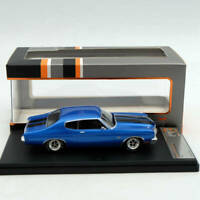 Premium X Chevrolet Chevelle SS 1970 Blue PRD464 Models Limited Edition 1:43 Car