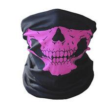 Skull Mask Different Colours Face Mask Biker Warmer Tube Balaclava CS Skeleton