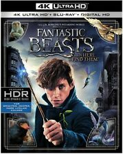 Fantastic Beasts & Where To Find Them - 3 DISC SET (2017, Blu-ray New)