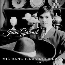 Juan Gabriel - Mis Rancheras Queridas [New CD]
