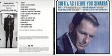 CD Frank SINATRA	Softly, As I Leave You - Gatefold Card Sleeve	CD