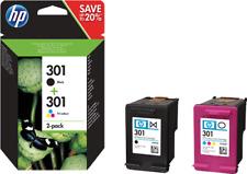 Original HP Multipack Noir(e) / Plusieurs couleurs N9J72AE 301