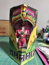 1993 Bandai Mighty Morphin Power Rangers - Pink Ranger Kimberly Action Figure