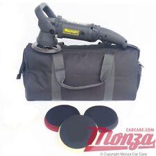 NEW!! Meguiars MT320 **PADS KIT** Dual Action Machine Car Polisher Kit