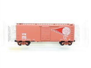 N Scale Micro-Trains MTL 20396 WM Western Maryland 40' Single Door Boxcar #29140