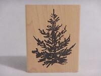 DeNamiDesign - Rubber Stamp - Evergreen Tree