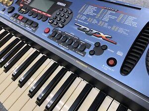 Yamaha DJX PSR-D1 Portable Keyboard Sampler MIDI Controller Trip Dance Beats