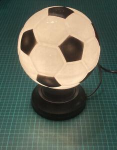Glass Football Light