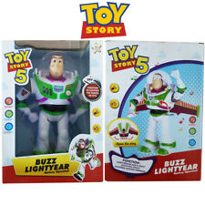 ELECTRONIC DISNEY TOY STORY BUZZ LIGHTYEAR WALKING LIGHT SOUND ACTION FIGURE TOY