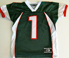 MISSISSIPPI VALLEY STATE DELTA DEVILS YOUTH FOOTBALL JERSEY #1 NO LOGO SMALL