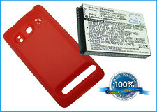 3.7V battery for HTC EVO 4G, A9292, 35H00123-22M, BA S420, 35H00123-03M, Superso