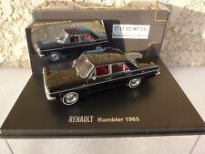 Renault Rambler 1965 noir 1/43 Universal Hobbies  Ref: 7711421907