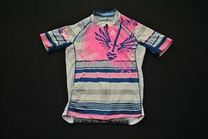 Betty Design Cycling Jersey Braveheart Racing Medium M