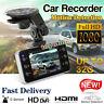 """New 2.7"""" Full HD 1080P Car DVR HDMI Camera Video Recorder Dash Cam G-Sensor"""
