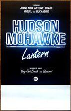 HUDSON MOHAWKE Lantern 2015 Ltd Ed RARE New Poster +FREE Dance/Rock Poster
