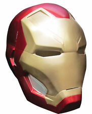 Iron Man Adult 2 Piece Mask Captain America 3 Civil War Marvel Avengers