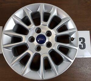 1x Original Ford Mondeo Focus III C-Max Alufelge 6,5Jx16 ET50 Felge BS7J-1007-AA