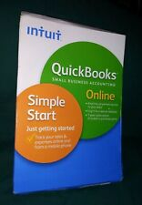 Brand New Intuit QuickBooks Small Business Accounting Simple Start Online