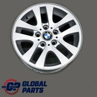 "BMW 3 Series E90 E91 Alloy Wheel Rim 16"" Double Spoke 156 7J ET:34 6765810"