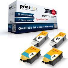 4x compatible ink cartridges for Kodak ESP-C-310 Printer Tin Office Plus Series