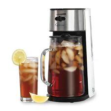 Capresso 80 oz. Ice Tea Maker with Glass Pitcher