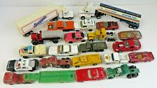 Diecast Cars Trucks Mixed Lot Assortment for Parts or Repair Lot of 21 #13396