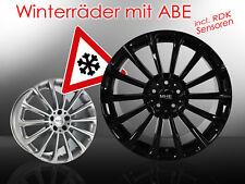 18 Zoll Winterräder Mercedes E Klasse R1EC R1ES Cabrio Coupe T Modell Kombi RDK
