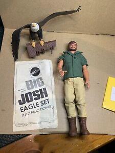 Rare Vintage 70s Mattel Big Jim Big Josh Eagle Set (2-14)