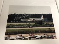 RICHARD PETTY THE KING SIGNED AUTOGRAPHED 11X14 PHOTO PRESIDENT RONALD REAGAN