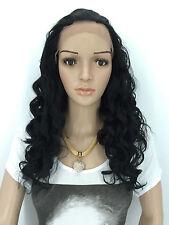 Lace Front Ladies Fashion Wigs Chelsea Wigs Colour 1B BLACK