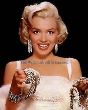 MARILYN MONROE 8X10 GLOSSY PHOTO PICTURE IMAGE 1950's Celebrity, M2